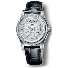 ORIS (オリス) 腕時計 ビッグクラウン コンプリケーション 581 7566 40 61F メンズ