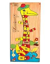 Skillofun My Number Duck, Multi Color