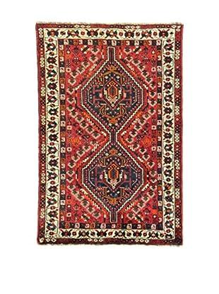 Eden Teppich   Shiraz 102X154 mehrfarbig
