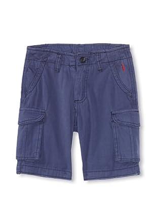 iNTAKT Boy's Cargo Shorts (Navy)