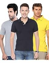 Concepts Men's Casual Shirt (TSHT_C3_NBYWGY_Multi_38)