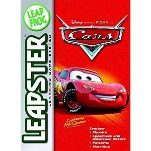 LeapFrog Leapster Learning Cars Game