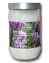 Dead Sea Collectionn Lavender Dead Sea Bath Salts, 28.2 Ounces
