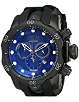 Invicta Watches, Men's Reserve/Venom Chronograph Black Polyurethane, Model F0003