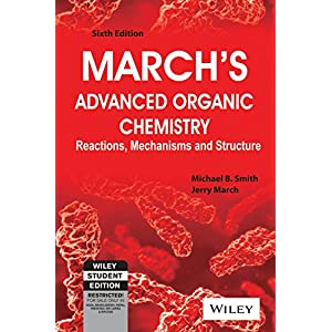 March's Advanced Organic Chemistry: Reactions, Mechanisms and Structure, (WSE)