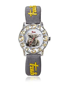 Trudi Kid's Koala Bear Watch, Grey