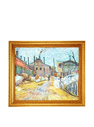 Vincent van Gogh: The Factory, 1887