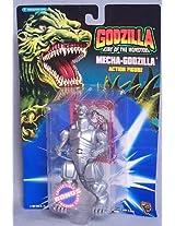 Godzilla King Of The Monsters 6 Inch Mecha Godzilla Action Figure