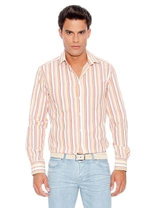 D&G Camisa Don (Naranja / Crudo)