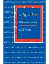 Algorithmes (Csli Lecture Notes)