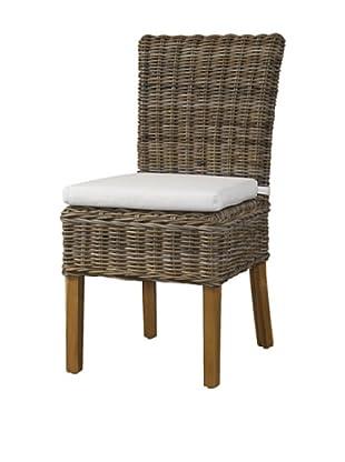 Padma's Plantation Boca Chair, Kubu Grey