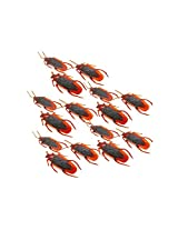Fake Plastic Cockroaches (15 Pack)