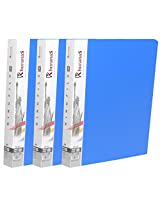 KHURANAS 2D RING BINDERS(PACK OF 3)