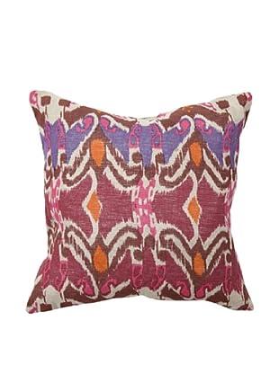 Villa Home Ikat Pillow, Multi