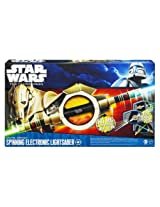 Star Wars Clone Wars Grievous Spinning Lightsaber