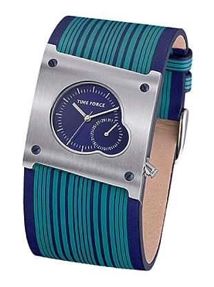 Time Force TF2951L03 - Reloj Señora quarzo marino / verde