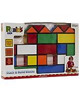Rubik's Stack and Build Blocks