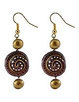 Avarna Terracotta Dangle & Drop Earings For Women - Multi-Colour(Era0011)