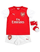 Puma AFC Home Babykit, Size 80 (High Risk Red/White)