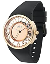 Odm Sky Hour Odm Watch Dd152C-05 Rose Gold/Clear Swarovski Crystals - Dd152C-05