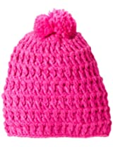 Coal Women's Waffle-Knit Beanie