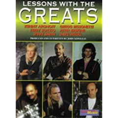 Lessons With the Greats: Drums