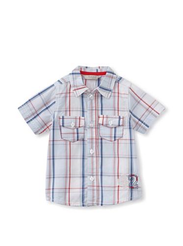 KANZ Baby Plaid Shirt (Plaid)