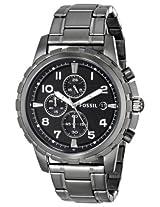 """Fossil Men's FS4721 """"Dean"""" Stainless Steel Watch"""
