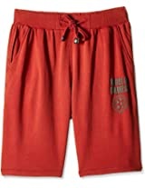 Sweet Dreams Men's Cotton 3/4 Bermuda
