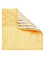 Dot Polyester Men Suit Pocket Square Banquet Wedding Handkerchief Towel(Pattern No:022)