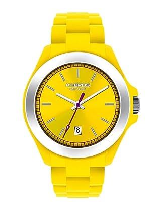 K&BROS 9549-4 / Reloj Unisex caucho
