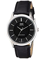 Q&Q Analog Black Dial Men's Watches - Q948J302Y