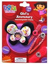 Disney Dora On Big Black Butterfly
