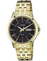 Citizen Analog Black Dial Men's Watch - BF2012-59E