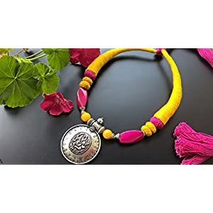 Dreamz Jewels Dori Collection in Pink and Yellow