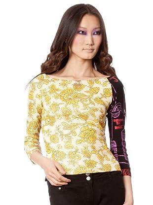 Custo Camiseta Yion Ton (Multicolor)