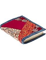 Jugaad Cloth Book-size Adhesive Bound Notebook (18.5 x 15 cms)