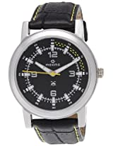 Maxima Attivo Analog Black Dial Men's Watch - 20984LMGI