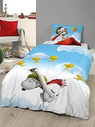 Good Morning Bettdecke und Kissenbezug 5134-P