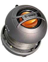 X-Mini UNO Capsule Speaker-Gun Metal