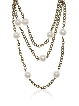 Bamboleo Collar Perlas
