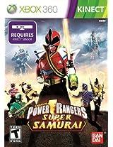 Power Rangers Samurai (Xbox 360)