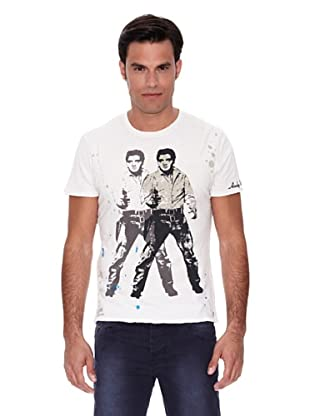 Pepe Jeans London Camiseta West (Blanco)