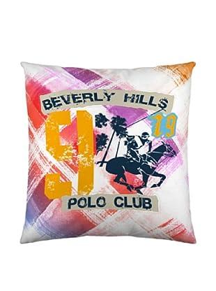 Beverly Hills Polo Club Funda De Cojín Wisconsin
