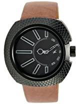 Fastrack Midnight Party Analog Black Dial Men's Watch - 3092NL01