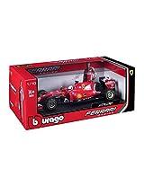 Bburago 1:18 Ferrari Racing 2015, Multi Color