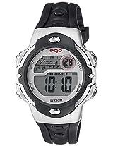 Ego by Maxima Digital Grey Dial Men's Watch - E-38950PPDN