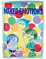 Disney/Pixar Inside Out Mixed Emotions Sherpa Throw
