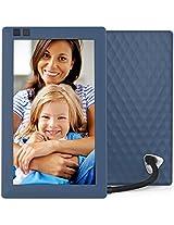 Nixplay Seed W07A 7-inch WiFi Digital Photo Frame (Blue)