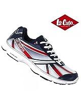 Lee Cooper Men's Sports Shoe 3567 Navy/white